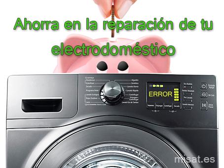 5 tips ahorrar en reparacion electrodomesticos