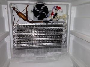 obstrucción de hielo